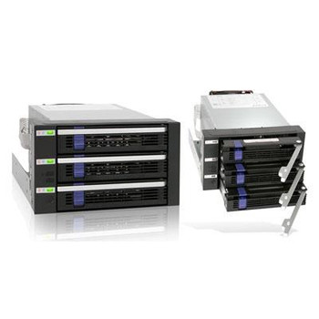 3 in 2 SATA 6Gbps HotSwap HDD