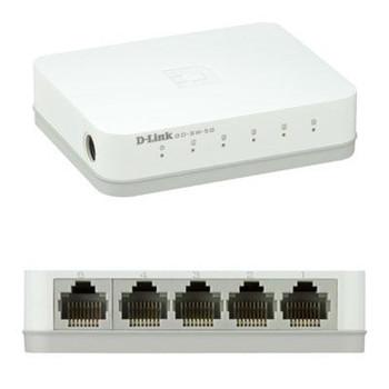 5 Port Gig Desktop Switch