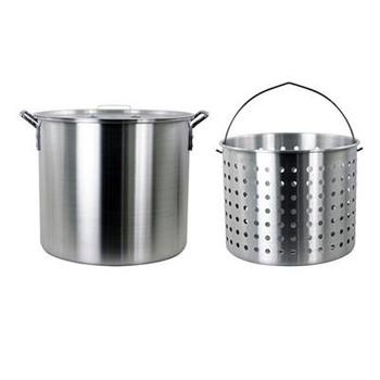 Chard Alum Pot Basket 42qt