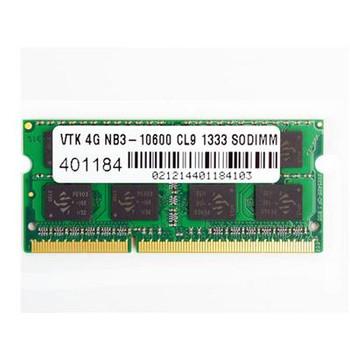 4GB DDR3 1333 MHz CL9 SODIMM