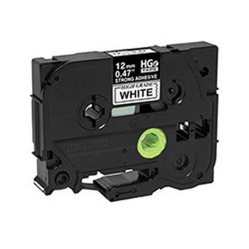 Black Ink on White Tape