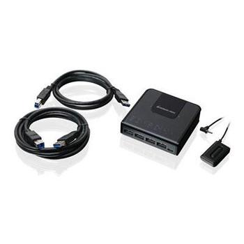 4x2 USB 3.0 Sharing Switch