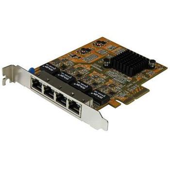 4Port PCIe Gigabit Ntwrk Adptr