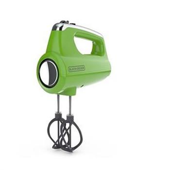 B&D Adv Helix Hand Mixer Green