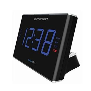 Smartset PLL Radio Alarm Clock - ER100105