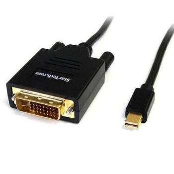 6' Mini DisplayPort DVI Cable
