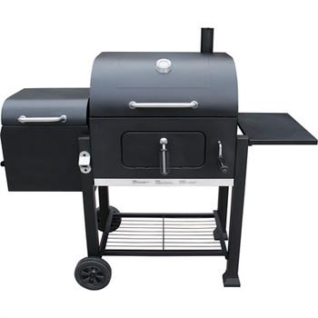 Vista Grill w Offset Smoker