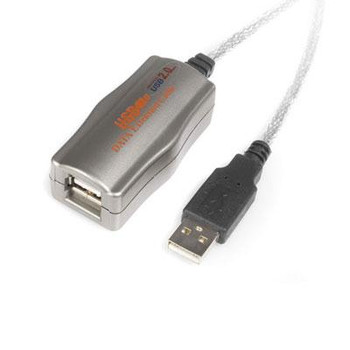 16' USB Extension Cable