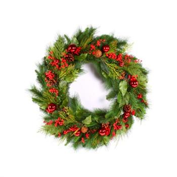 """GT 36"""" Dia. 114 Tips Wreath"""