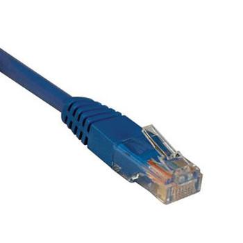 100' Cat5e Patch Cable Blue