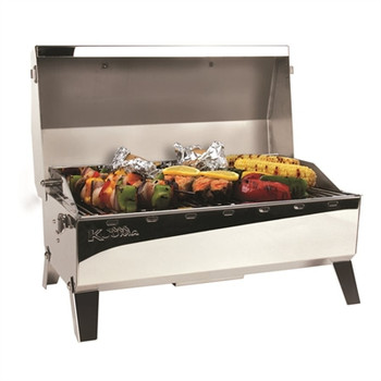 Charcoal Grill w Liner