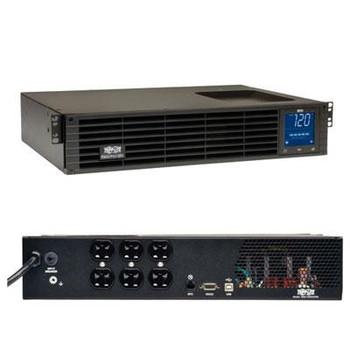 1000VA 700W UPS LCD