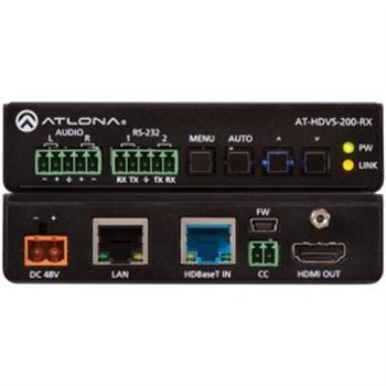 Ethernet HDBaseT Scaler HDMI