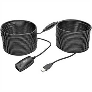 15M USB-A Repeater Cable M F