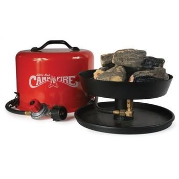 Gas Campfire