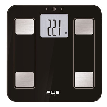 GENIUS 550 BMI Glass Scale