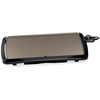 """20"""" Cool Touch Griddle Ceramic"""