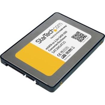 "2.5"" SATA to mSATA SSD Adapter"