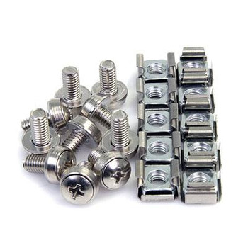 M6 Cage Nuts and Screws - CABSCREWM6