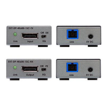 4K 600 MHz DisplayPort Extendr