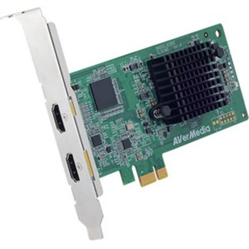 PCIe Capture Card FullHD 60FPS