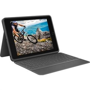iPad 7thGen RuggedFolio Grpht