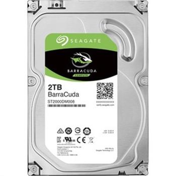 "2TB BarraCuda 3.5"" HHD 7200RPM"