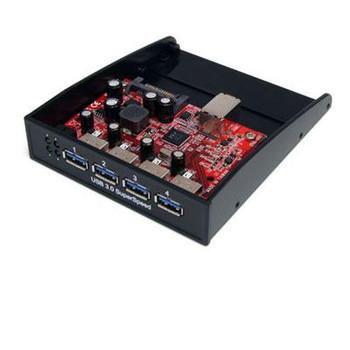 USB 3.0 4 Port Bay Hub