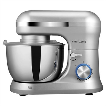 4.5L Silver SS Stand Mixer