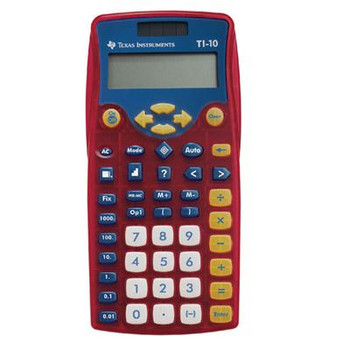 TI 10 Elementary Basic Calc