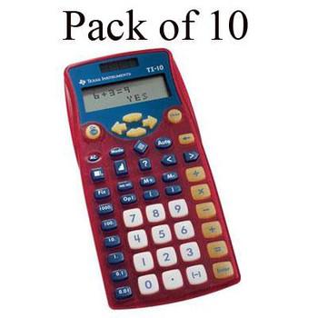 TI 10 Teacher Kit