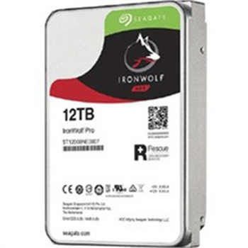 """12TB IronWolf Pro 3.5"""" HDD"""