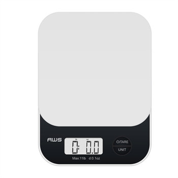 Vanilla 5K kitchen scale
