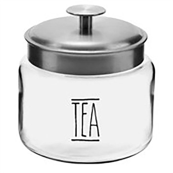 48oz Tea Montana Jar w SS Lid