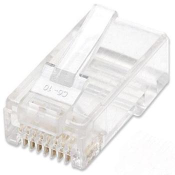 2 Prong Cat6 Modular Plugs