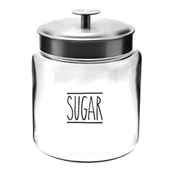 96oz Sugar Montana Jar w SS Li