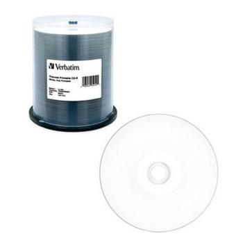 CD-R 80MIN 700MB 52X White The