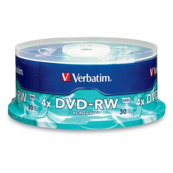 DVD-RW 30 pk Spindle