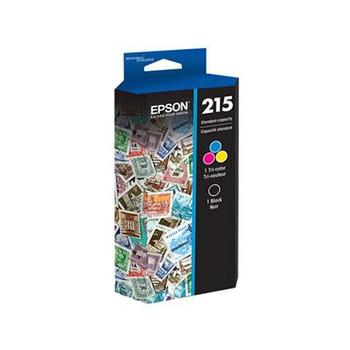Epson 215 C M Y K 2 Pack WF10