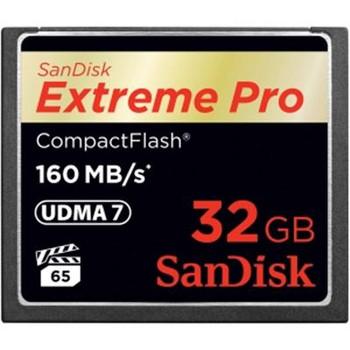 32GB Extreme Pro CompactFlash