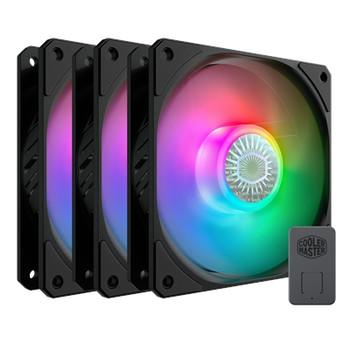 SickleFlow 120 RGB 3 in 1 Fans