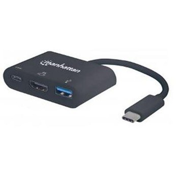 USB Type C Mini Dock Converter - 152037