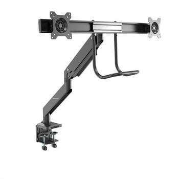 Dual Monitor Arm Heavy-Duty