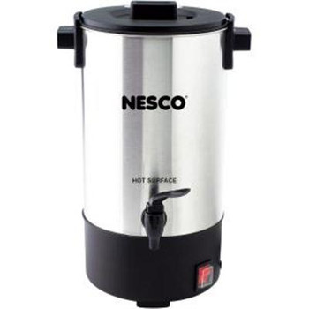 Nesco Coffee Urn 25cup SS