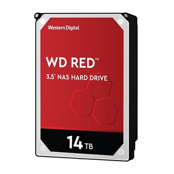 """WD Red 3.5"""" NAS HDD 14TB"""