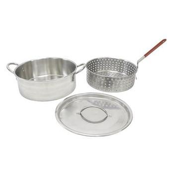 Chard Alum Pot Basket 10.5Qt