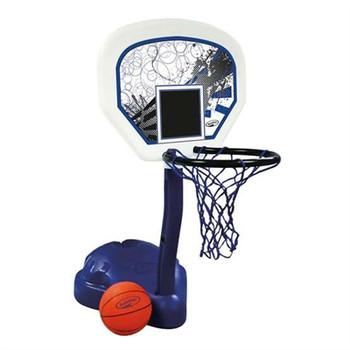 Poolside Basketball