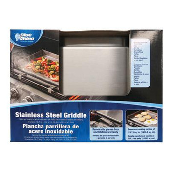 """Griddle for Grill Top 18""""x14"""