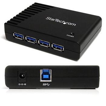 4 Port USB 3.0 Hub - ST4300USB3