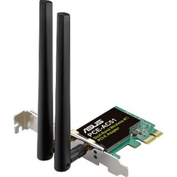 Wireless AC750 PCIe Adapter